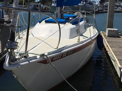 1979 Ericson 27'