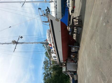 1996 cooper yachts 46  js417custom Sailboats