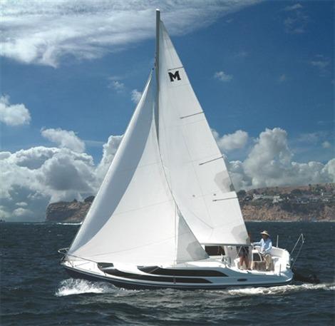 Macgregor 26   Sailboats