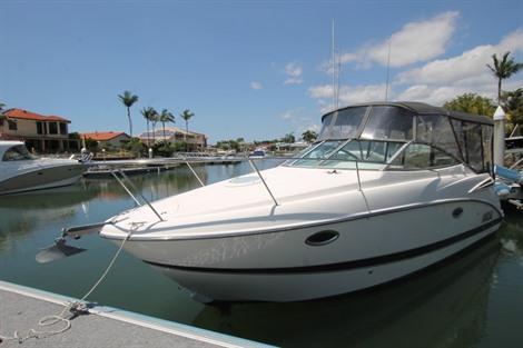 2006 Maxum 27  2600 SE Power Boats