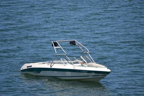 1993 Seaswirl 21  190 SE Power Boats
