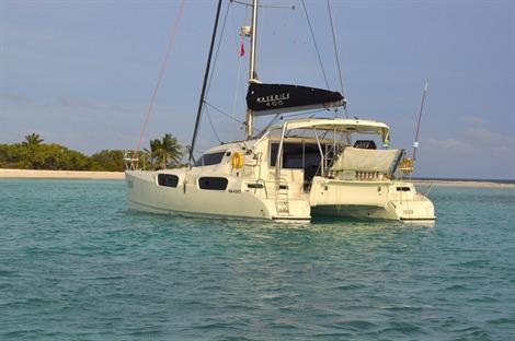 2011 Maverick 39  400 Sailboats