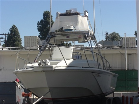 Boston Whaler 27  Outrage Power Boats
