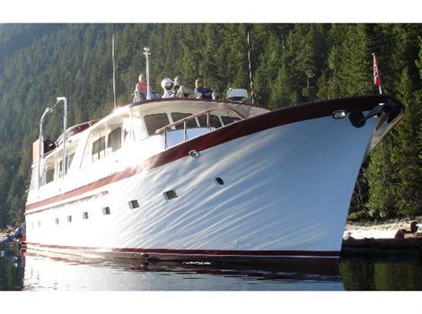 William Garden Long Range Cruiser