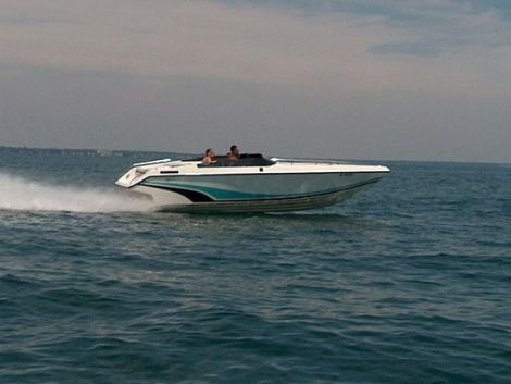 1980 Baja 24   Power Boats